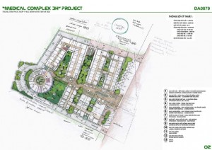 "Medical complex 3H"" Project"